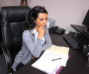 Milf Boss Office - MILF Boss Porn at Hot Milf Pictures