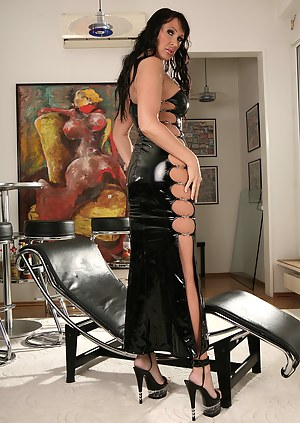 Milf and latex