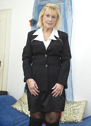 Free MILF Uniform Porn Pictures